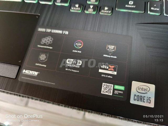 Asus TUF Gaming i5 10TH 16Go 512Go GTX1650 4Go - 3