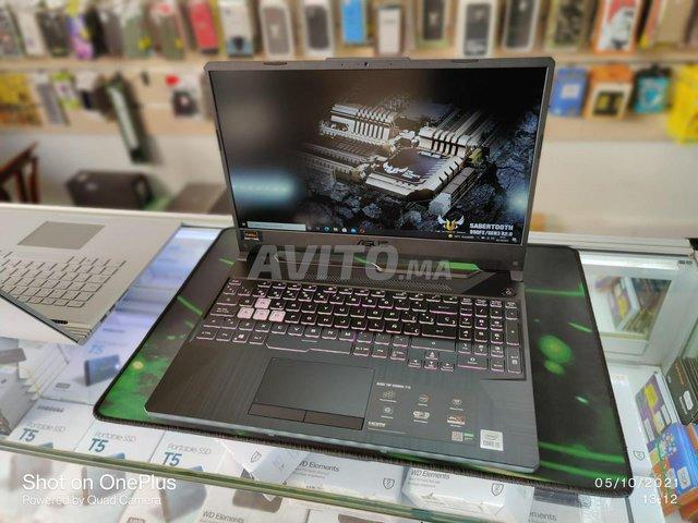 Asus TUF Gaming i5 10TH 16Go 512Go GTX1650 4Go - 1