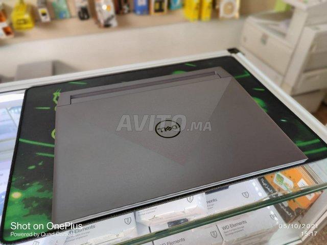 Dell G15 5510 i7 10TH 16Go 512Go SSD RTX3060 6Go - 3