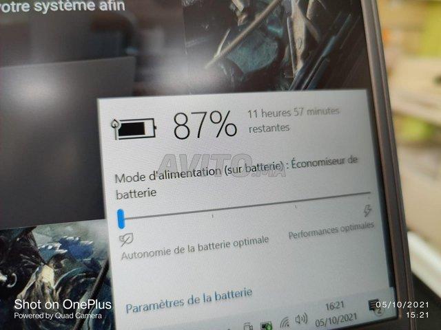 Dell G15 5510 i7 10TH 16Go 512Go SSD RTX3060 6Go - 7