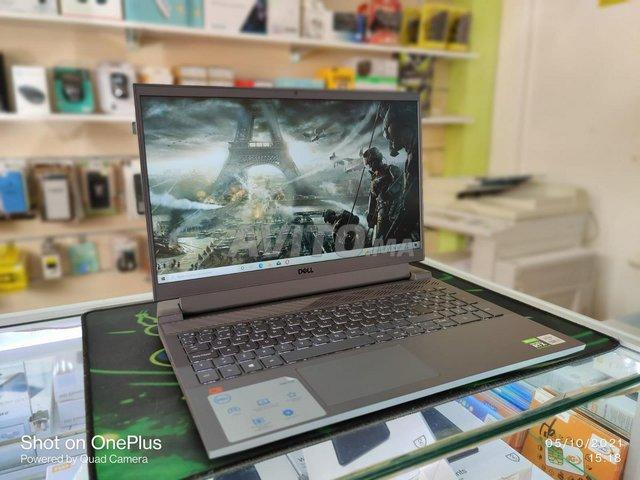 Dell G15 5510 i7 10TH 16Go 512Go SSD RTX3060 6Go - 5