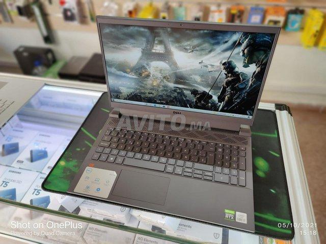 Dell G15 5510 i7 10TH 16Go 512Go SSD RTX3060 6Go - 1
