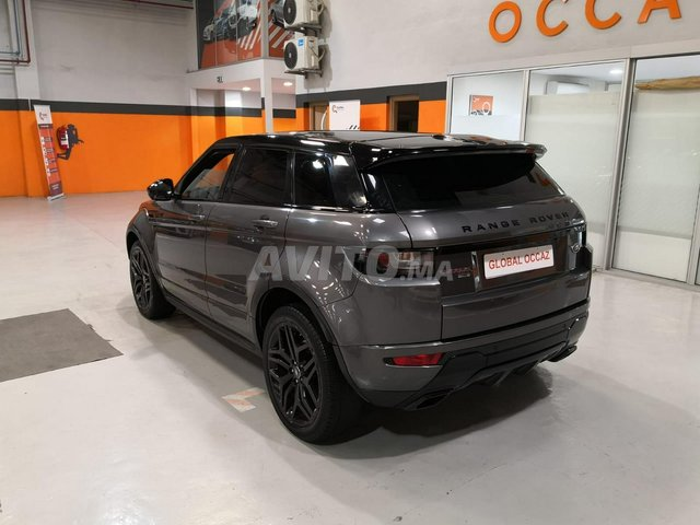 Range Rover Evoque Dynamic plus - 4