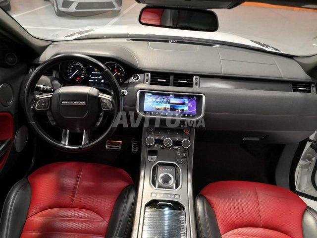 Range Rover Evoque Dynamic plus - 6