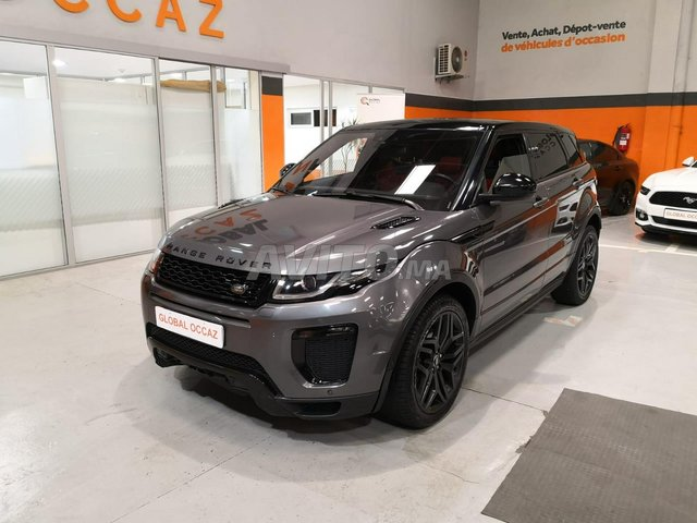 Range Rover Evoque Dynamic plus - 2