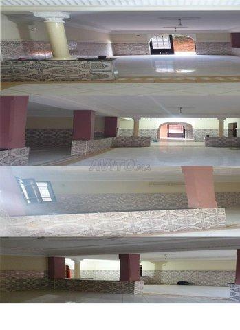 Semi cave villa 200m 4chambres salon cour kssour - 2