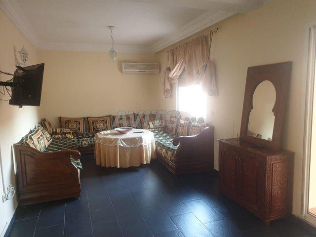Appart meublé terrasse près Majorel et Bab doukala - 4