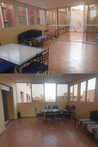 Appart meublé terrasse près Majorel et Bab doukala - 2