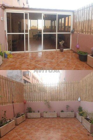 Appart meublé terrasse près Majorel et Bab doukala - 1