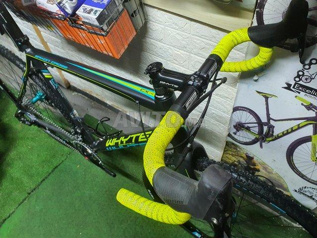 Gravel Bike Whyte Cross Aluminium  - 4