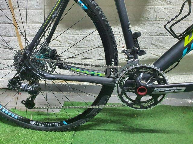Gravel Bike Whyte Cross Aluminium  - 5