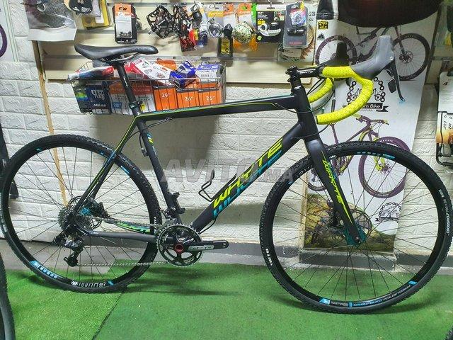Gravel Bike Whyte Cross Aluminium  - 1