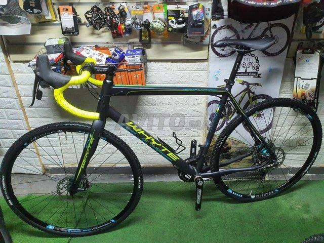 Gravel Bike Whyte Cross Aluminium  - 7