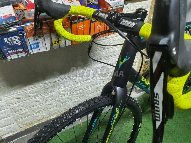 Gravel Bike Whyte Cross Aluminium  - 8