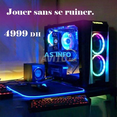 Promo pc Gaming Ryzen 3 3200G - Vega 8 - 2