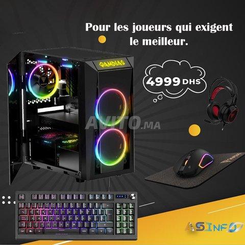 Promo pc Gaming Ryzen 3 3200G - Vega 8 - 8