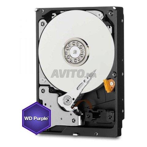 Disque dur WD 6 To Purple 5400 RPM - 1