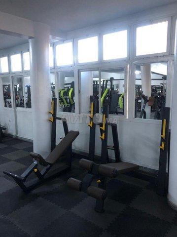 Banc de Musculation décliné TOPGYM - 2
