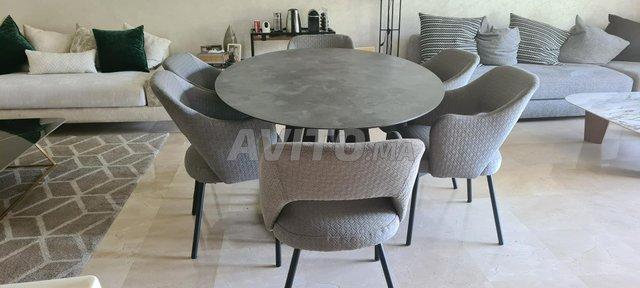 Table à manger 6 chaises - 3