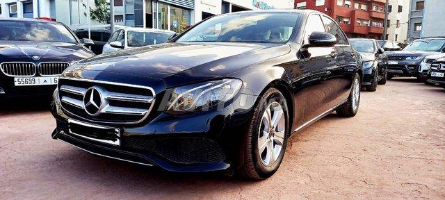 Mercedes classe E - 1