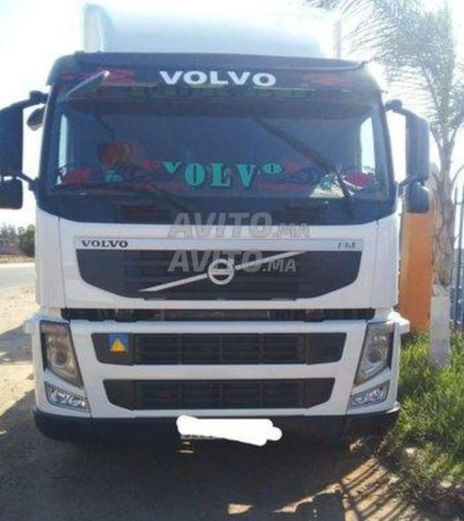 camion Volvo FM 400 redecteur2013 - 1