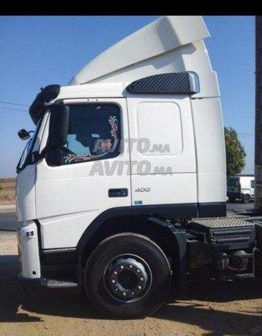 camion Volvo FM 400 redecteur2013 - 2