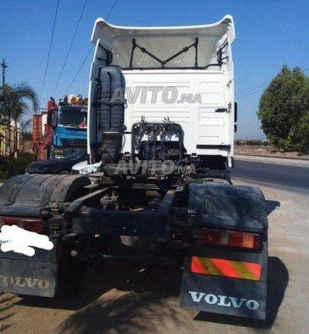 camion Volvo FM 400 redecteur2013 - 3