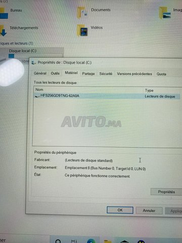 Lenovo Yoga 530 Core i5 8eme 256Go/8Go - 5