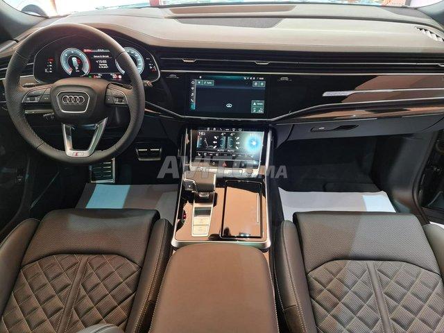 Audi Q8 S-Line Black Pack - 8
