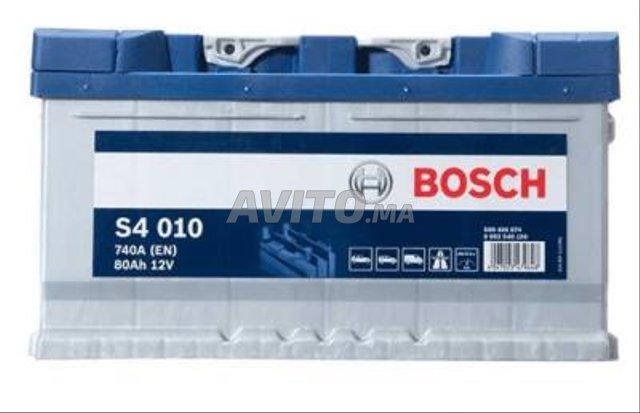 BOSCH-Batterie S4 90AH/690A - 1