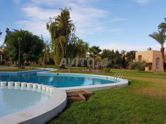 Belle villa à louer meublée palmeraie - 2