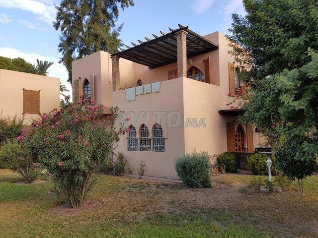 Belle villa à louer meublée palmeraie - 8