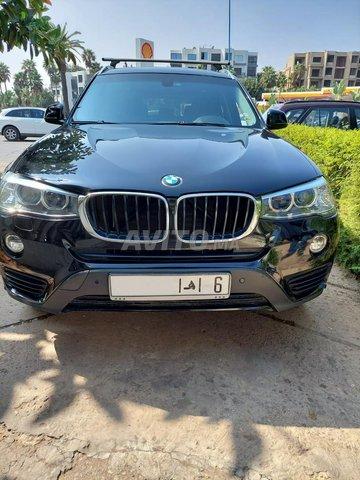 BMW X3 Sdrive 18d - 1