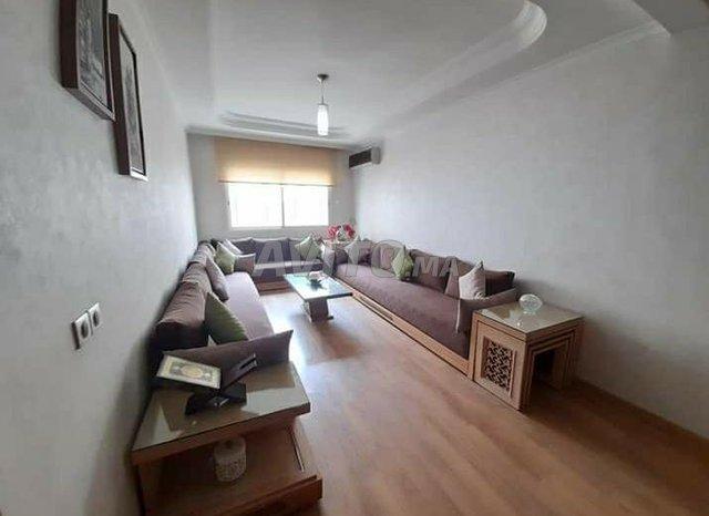 bel appartement  à louer centre villa rabat - 7