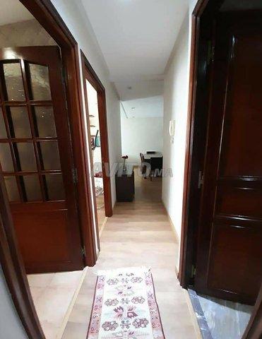 bel appartement  à louer centre villa rabat - 8