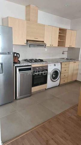 bel appartement  meublé  agdal rabat - 5