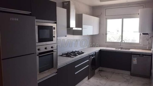appartement standing a agdal - 2