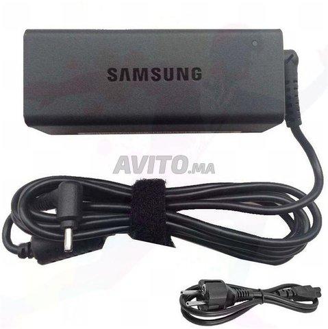 Original Samsung Chargeur Adaptateur 40W /19V 2.1A - 5