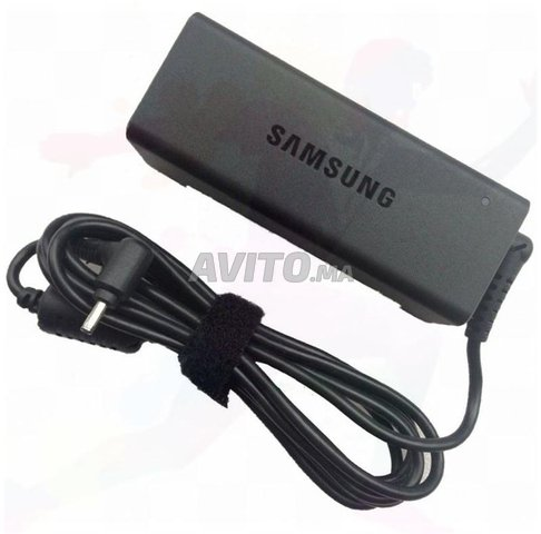 Original Samsung Chargeur Adaptateur 40W /19V 2.1A - 4