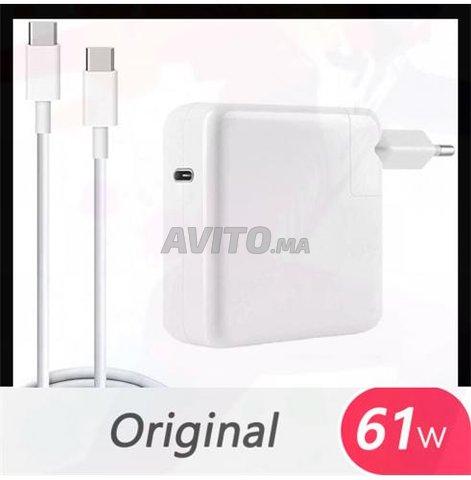 Original 61W USB-C Power Charger Adapter 61W Origi - 6