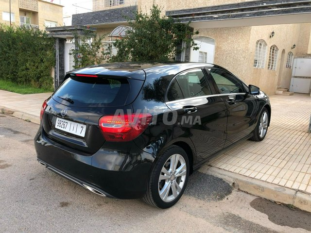 Mercedes Benz Classe A - phase 2 - 1