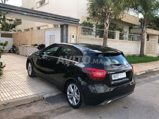 Mercedes Benz Classe A - phase 2 - 2