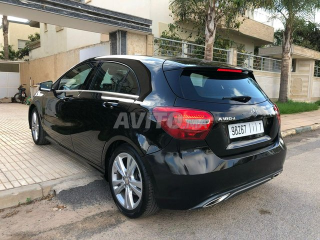 Mercedes Benz Classe A - phase 2 - 3