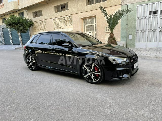 Audi rs3 ro-stely - 1