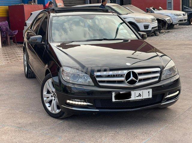 Mercedess classe c 220 dewana 2015 - 1