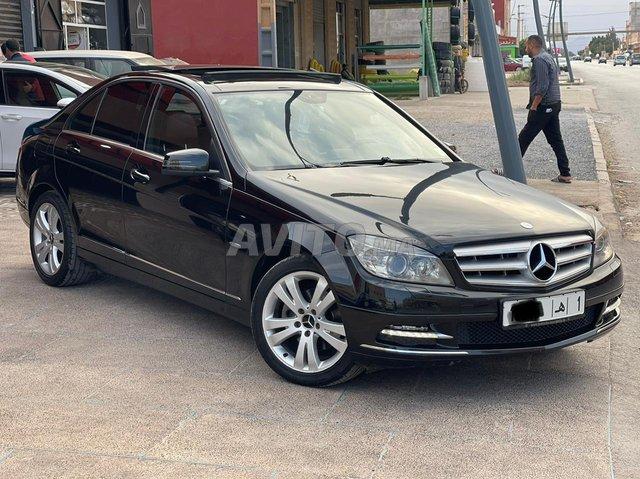 Mercedess classe c 220 dewana 2015 - 3