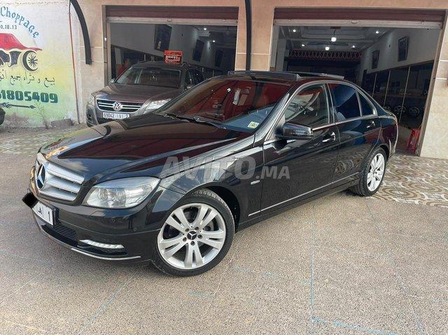 Mercedess classe c 220 dewana 2015 - 2