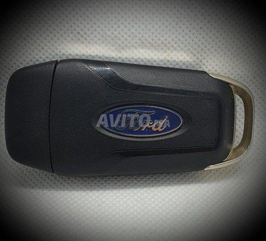 clé ford original à rabat - 1