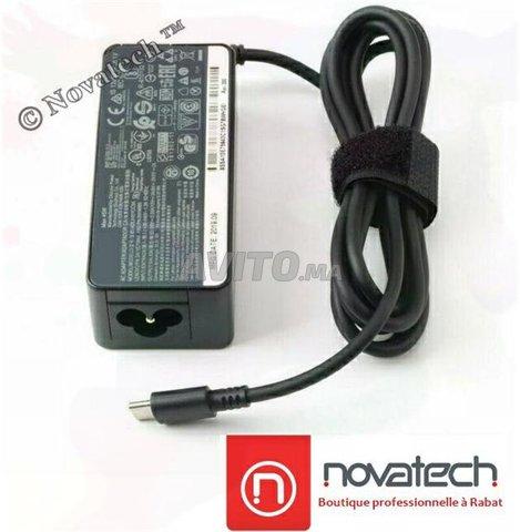 Charger Adapter (USB Type-C) Lenovo 45W Original - 6