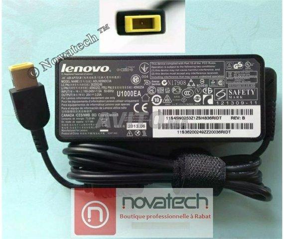 Chargeur PC Portable LENOVO 20V3.25A/65W d'origine - 1